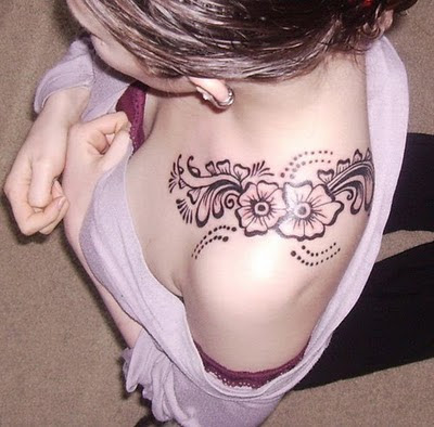 Shoulder tattoo Designs