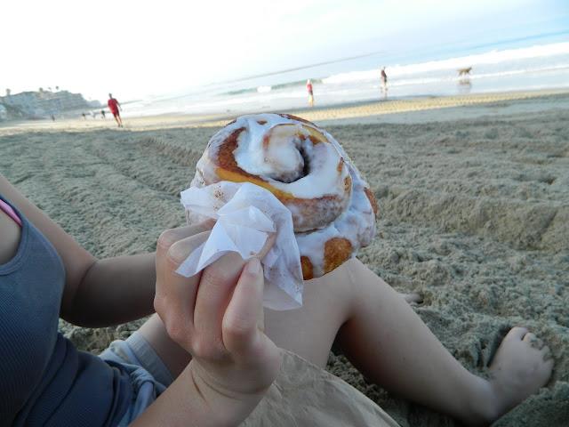 breakfast in Laguna Beach California via Campfirechic.com