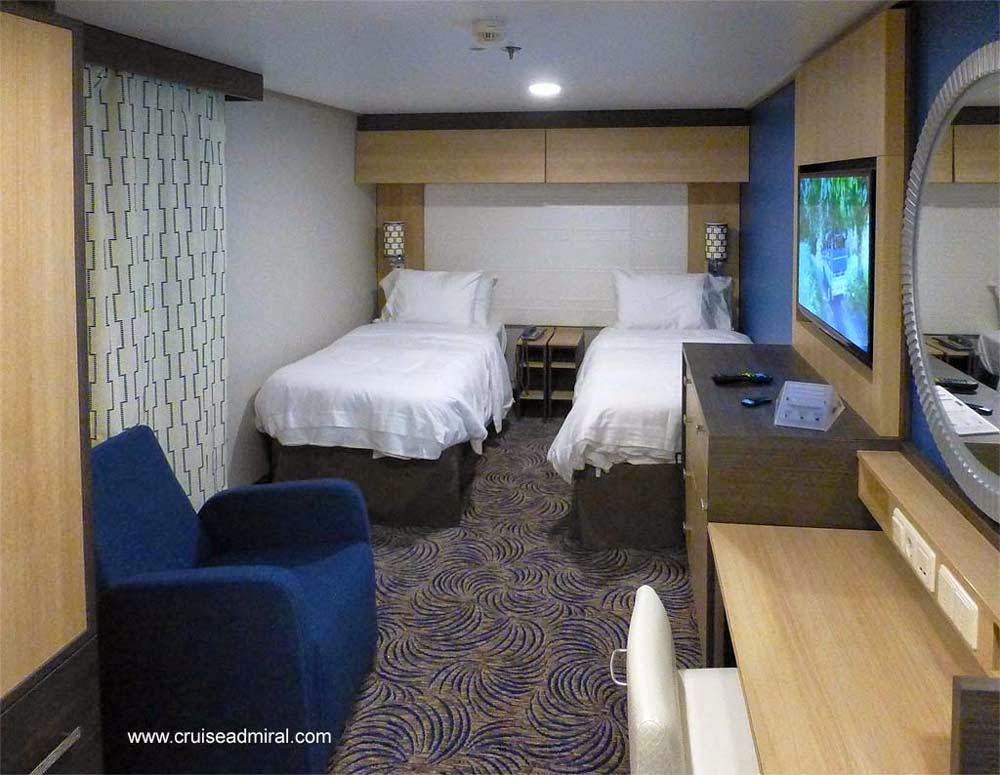 Anthem of the seas and quantum of the seas cabins review for Anthem of the seas inside cabins