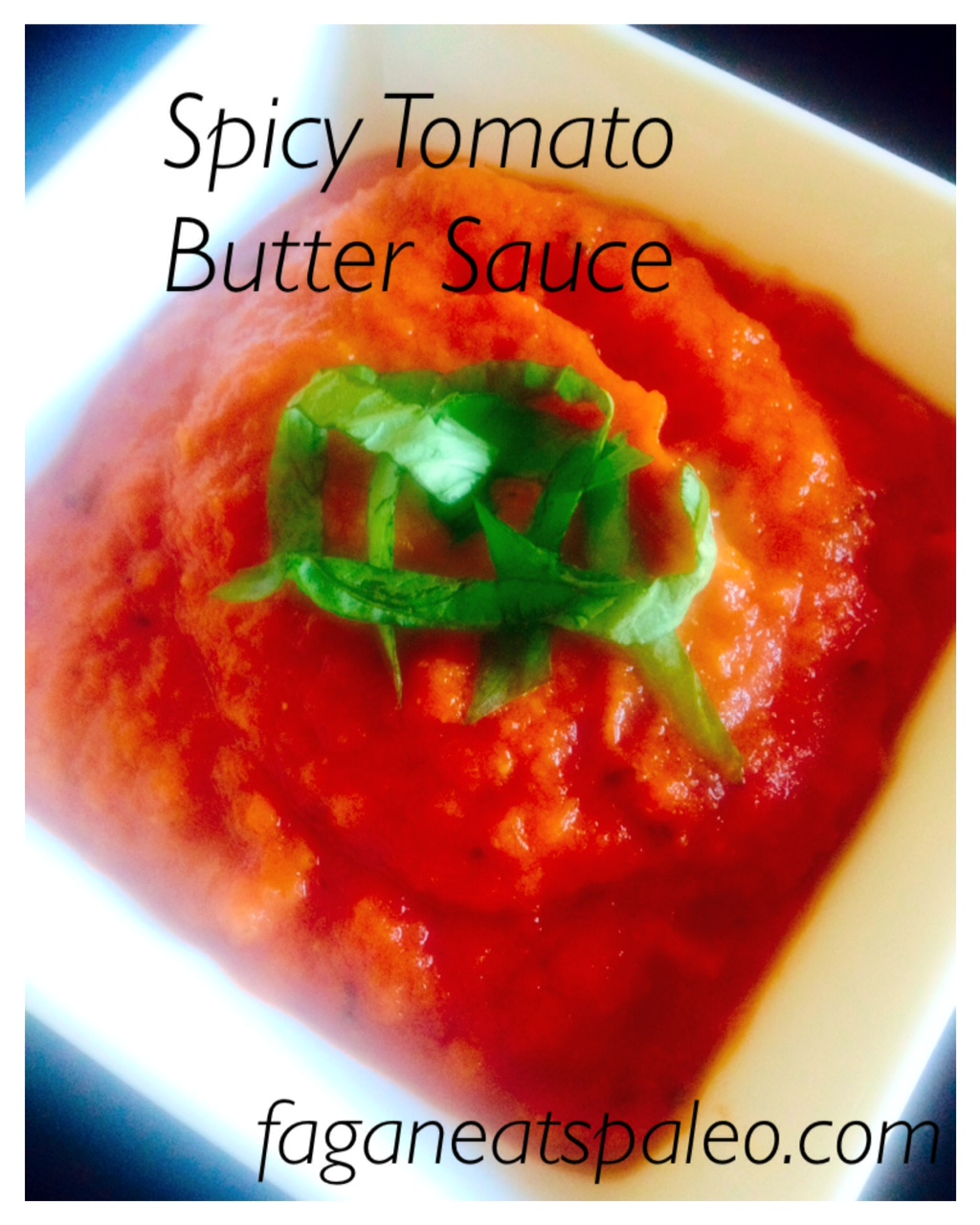 how to make spicy tomato sauce