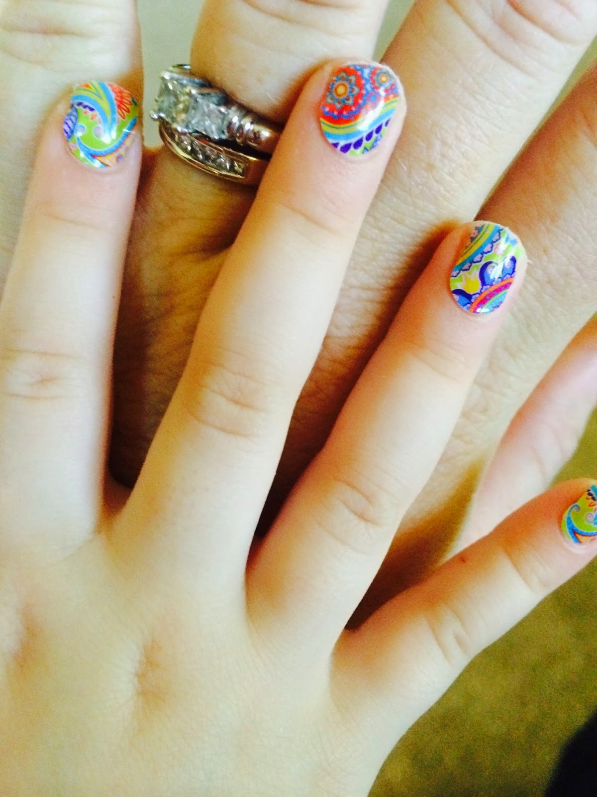 Marci Coombs: Fun Finds Friday - Jamberry nails.