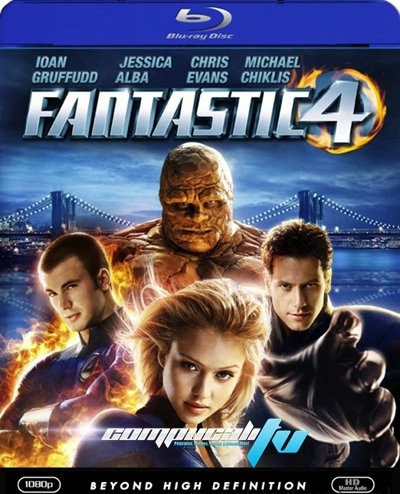 Los 4 Fantasticos (2005) HD 1080p Latino