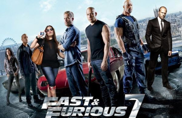 Trailer film Fast Furious 7