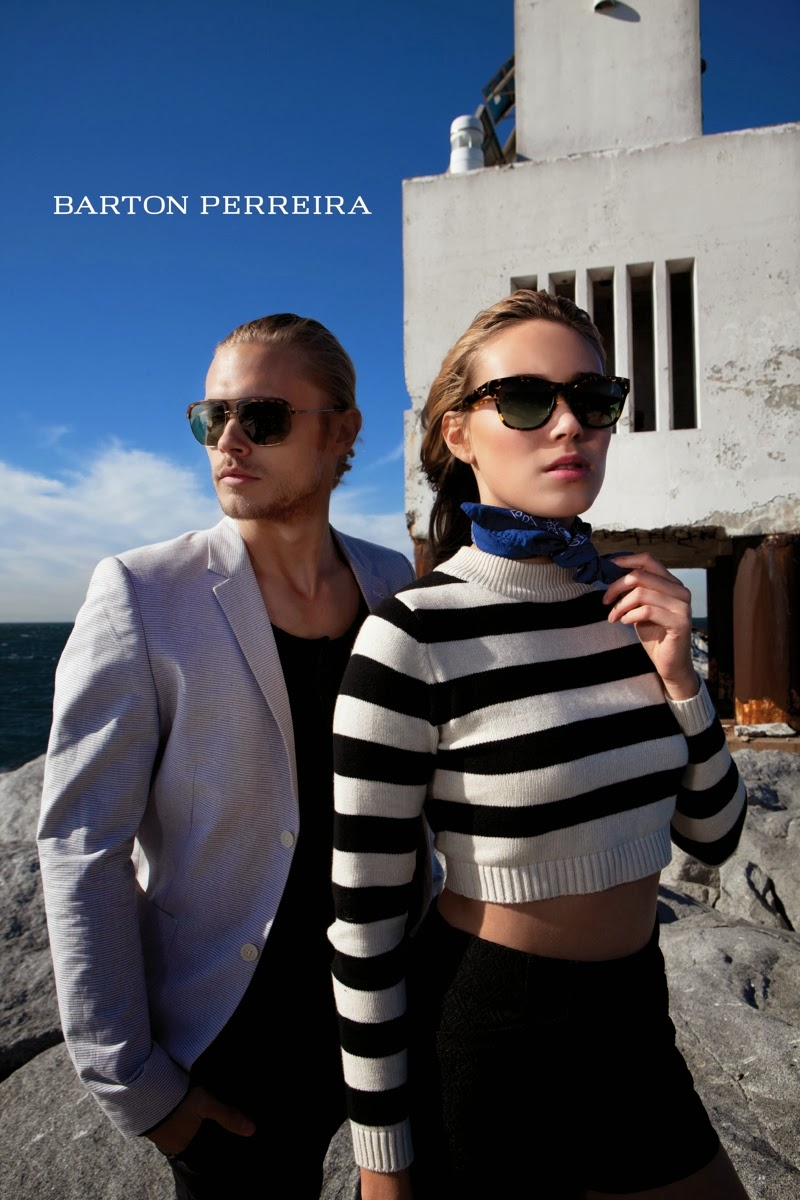 The Essentialist - Fashion Advertising Updated Daily: Barton ...