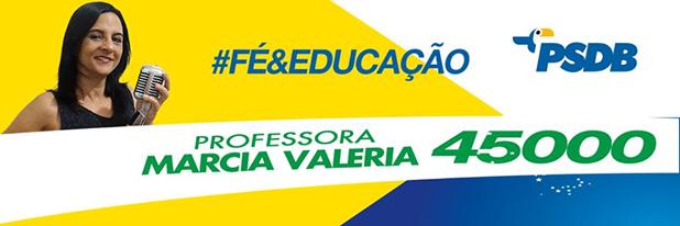 Professora Marcia Valeria