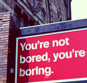 Feeling Bored Quotes