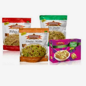 [Kolkata] Bhikharam Chandmal Bhujiawala Super Value Pack Rs. 185
