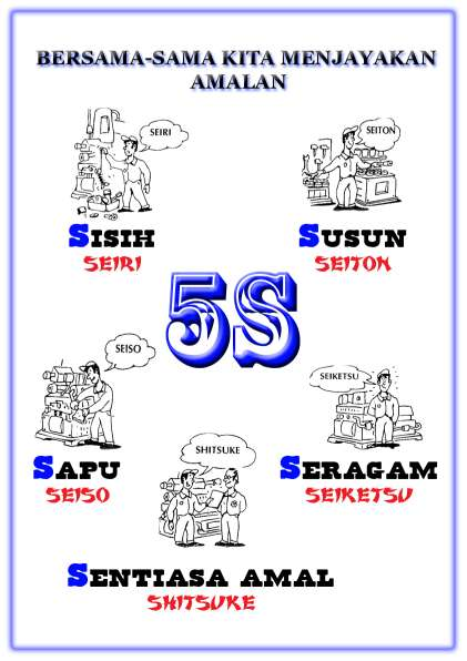 Sisih 5S