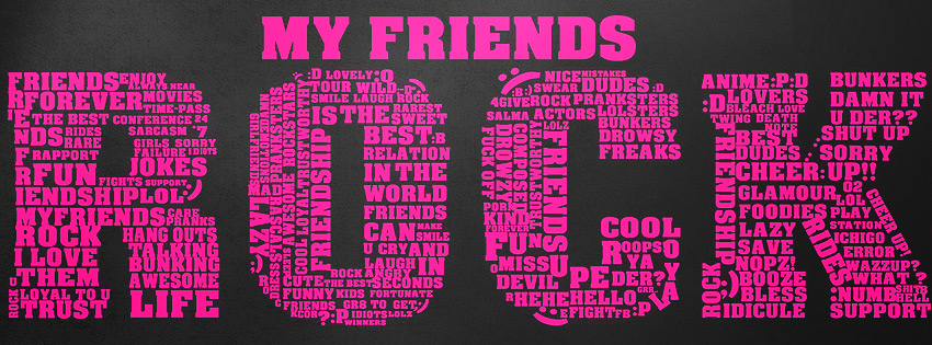 Best Friendship day Facebook, Google+, Twitter cover HD wallpaper