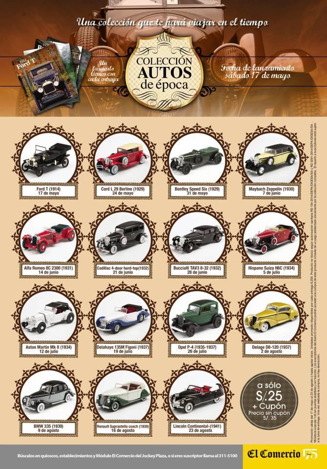 Autos De 201 Poca 1 43 Amer Com En Per 250 Colecciones Ch 233 Veres