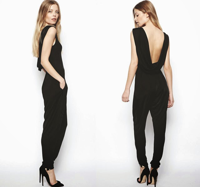 THE BLACK JUMPSUITS – PURE SEXINESS