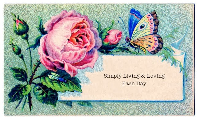 Simply Living and Loving Each Day