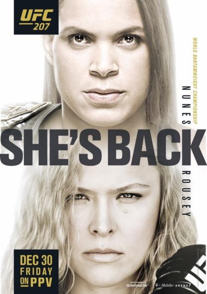 Watch UFC 207 PPV Nunes vs Rousey Online Free Putlocker