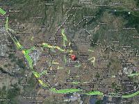 Google Maps Bandung Menampilkan Informasi Lalu Lintas