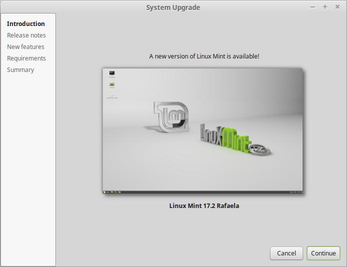 Linux mint rafaela програмирование