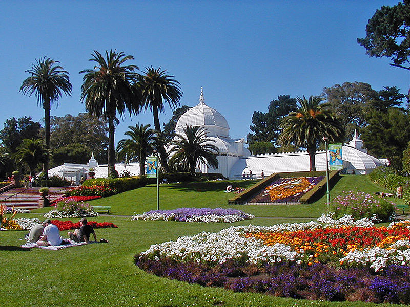 The Golden Gate Park San Francisco California Travel