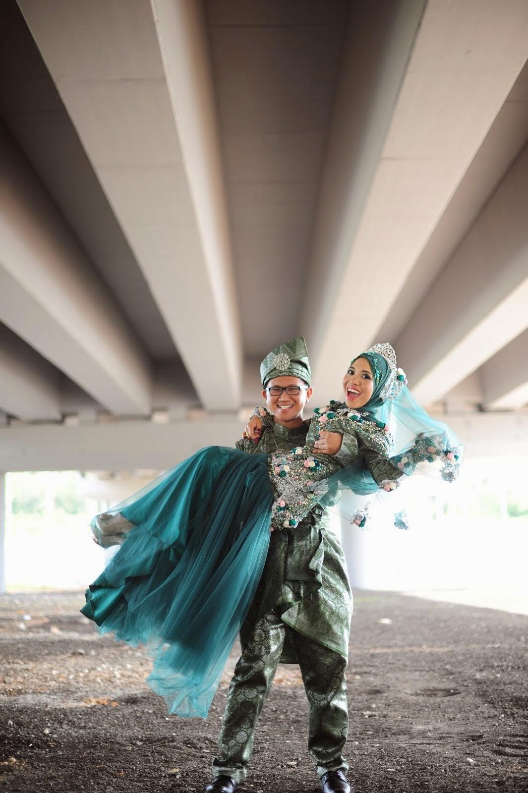 Nurhidayah + Ekmal