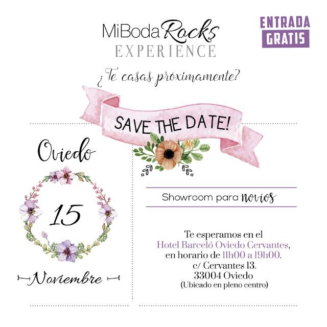 Mi Boda Rocks Experience Oviedo - Asturias 2015