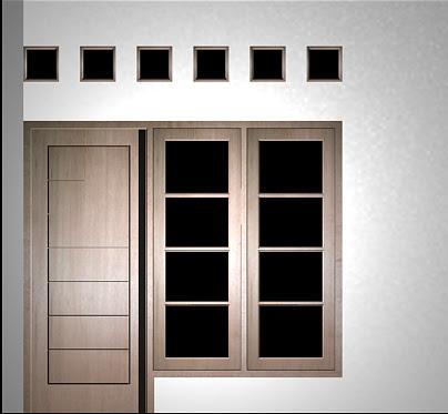 Model Rumah Minimalis on Gambar Model Pintu Rumah Minimalis Klik Pada Gambar Untuk Memperbesar