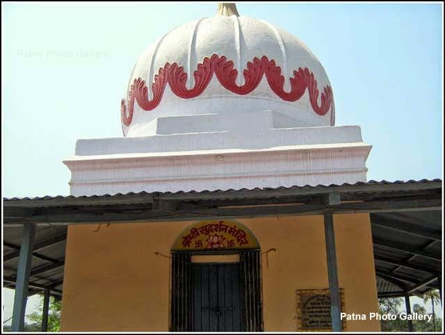 Sudarshan Jain Temple Patna