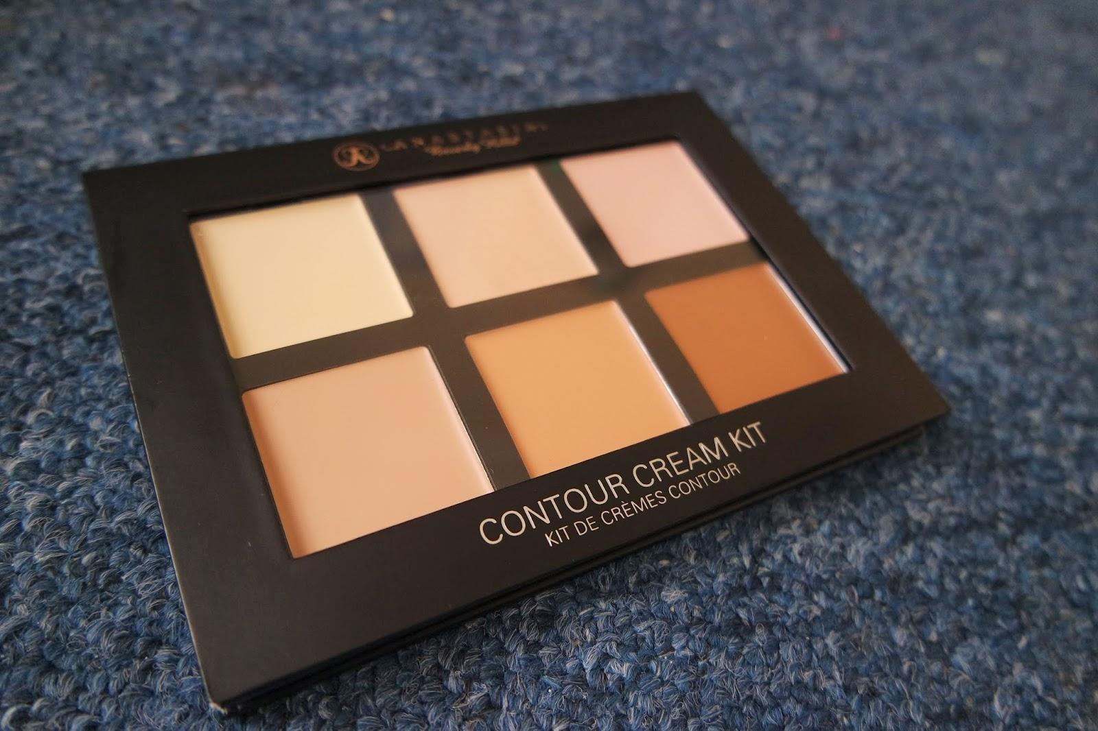 Contouring: The Anastasia Beverly Hills Contour Cream Kit
