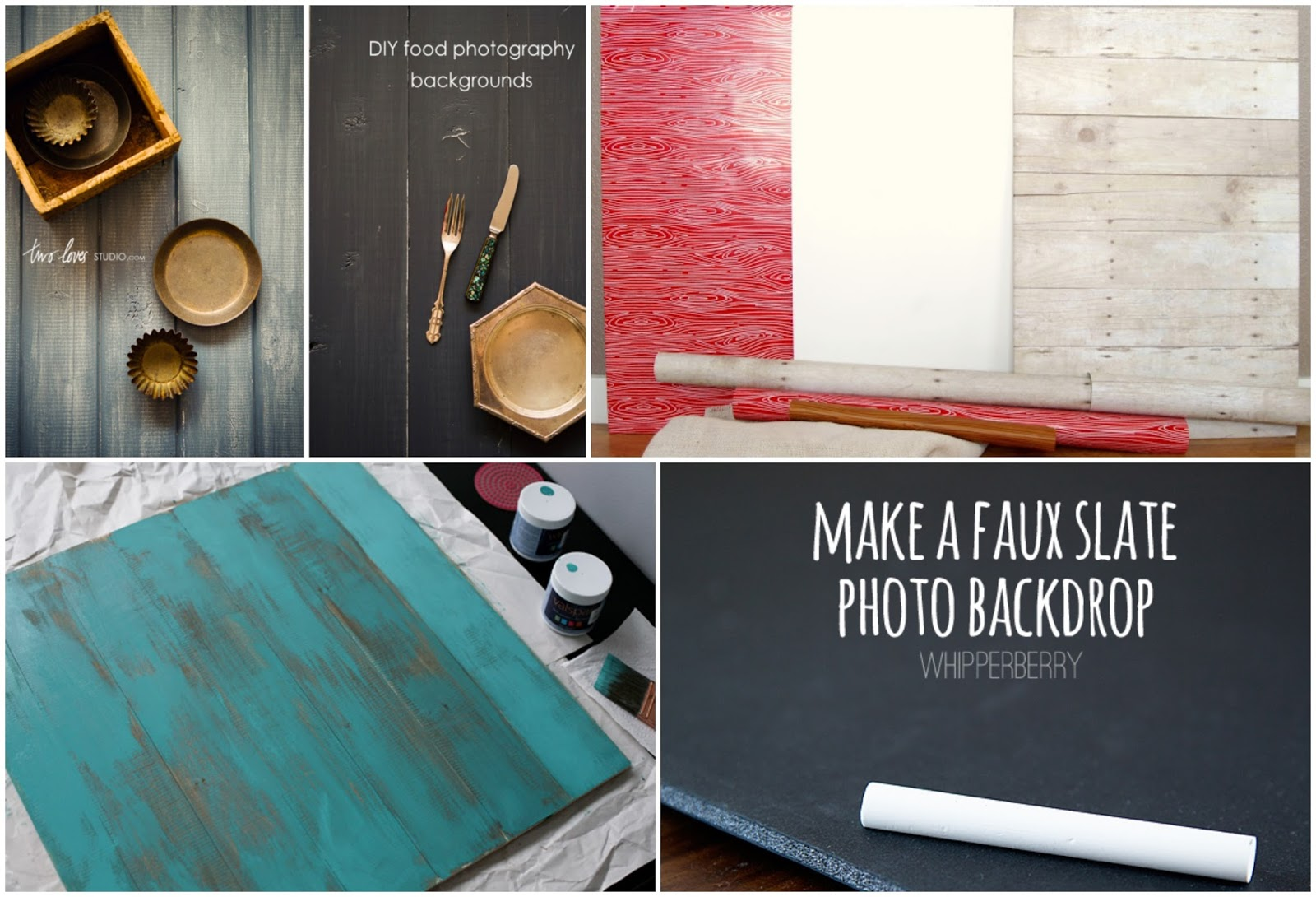 Blog Photography Background Ideas