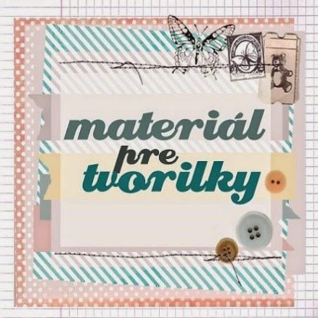Tvorím s MaterialPreTvorilky