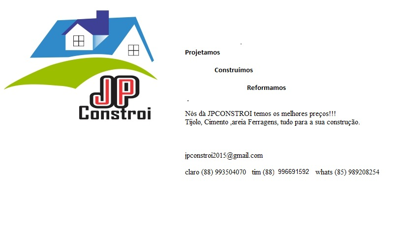 JP CONSTROI