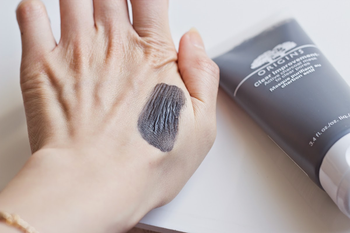 origins clear improvement charcoal mask review