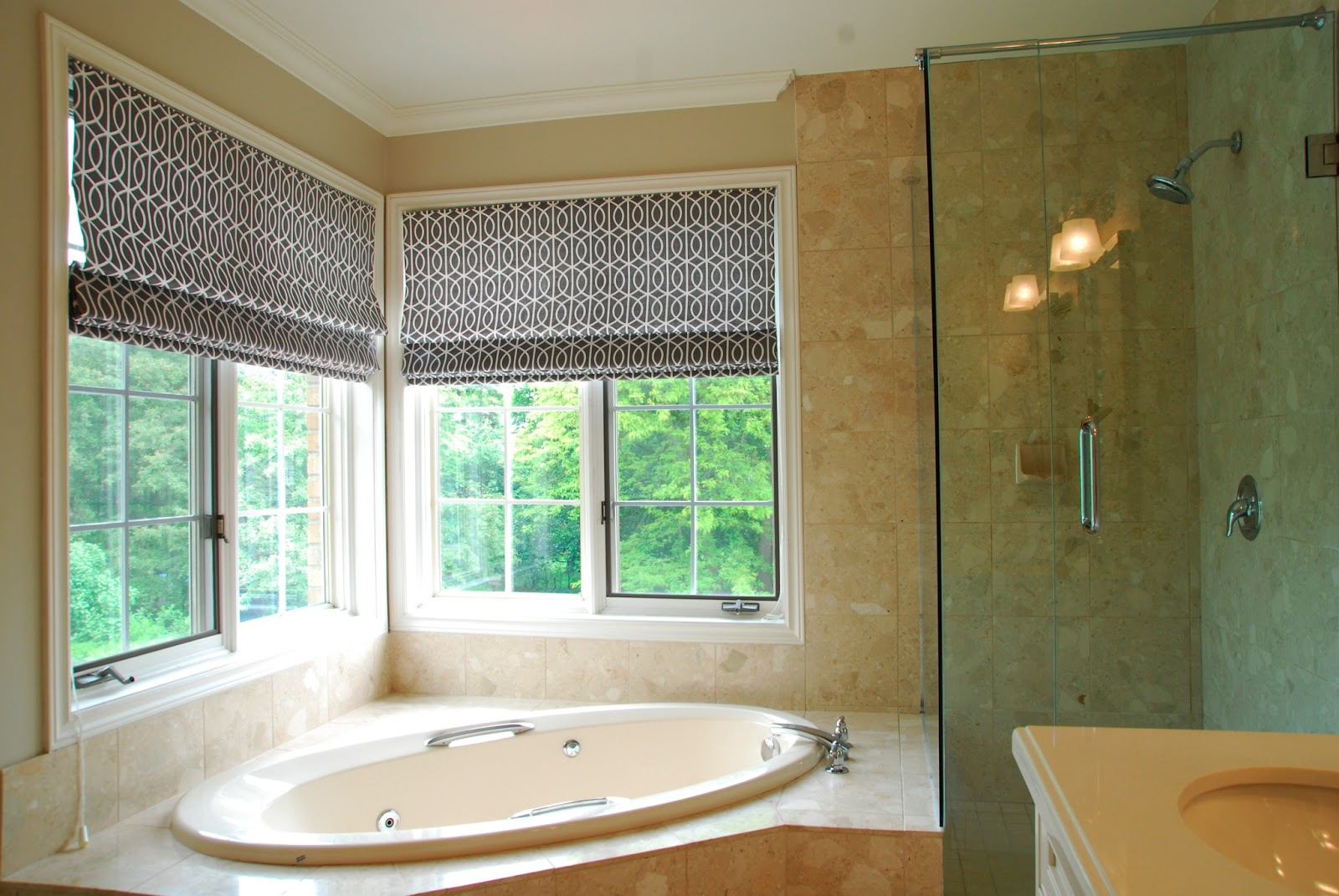 My work master bathroom update rambling renovators for Bathroom updates