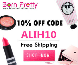 born pretty store beauty make up discount coupon code 10% off