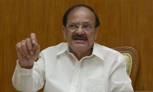 M Venkaiah Naidu minister