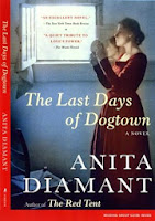 Cover of The Last Days of Dogtown by Anita Diamant