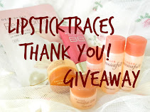 Lipstick Traces Giveaway