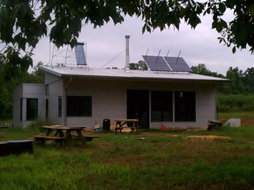 Preparing to return to the passive solar prefab home for Passive solar prefab homes