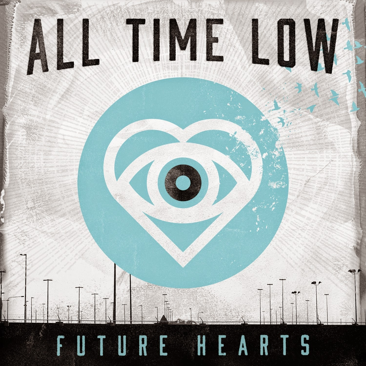 All Time Low Future Hearts album cover artwork