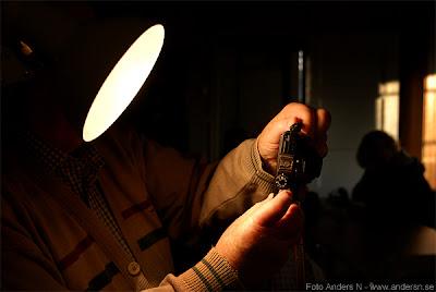 ljushuvud, fotograf, lampa, fotograferingsljus, naturligt ljus, foto, fotografi, istället för blixt, utan blixt, foto anders n