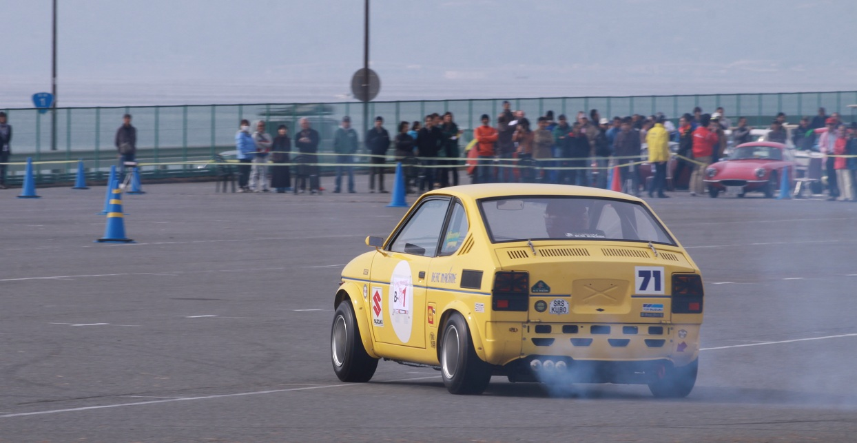 Suzuki Fronte Coupe, dawne auta, motoryzacja ze starych czasów, auta z lat 70, レース、自動車競技、軽自動車、スポーツカー、クラシックカー