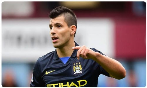 Sergio Aguero: Manchester - it's a very quiet place