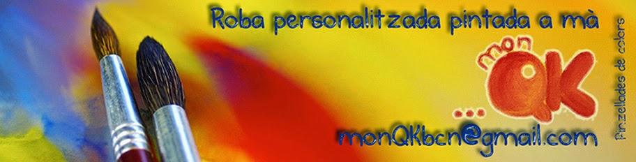 monQK - Samarretes pintades a mà
