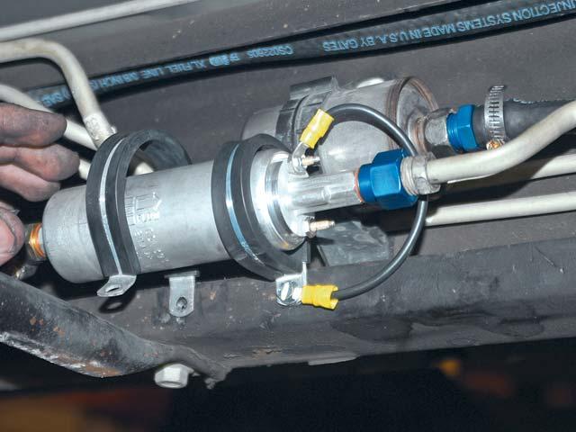 Mercedes Benz Clk320 Fuel Pump Assembly   Mercedes Benz