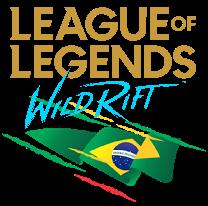 League of Legends Wild Rift Brasil  リーグ・オブ・レジェンド:ワイルドリフト 英雄聯盟 激鬥峽谷 리그 오브 레전드: 와일드 리프트 وايلد ريفت