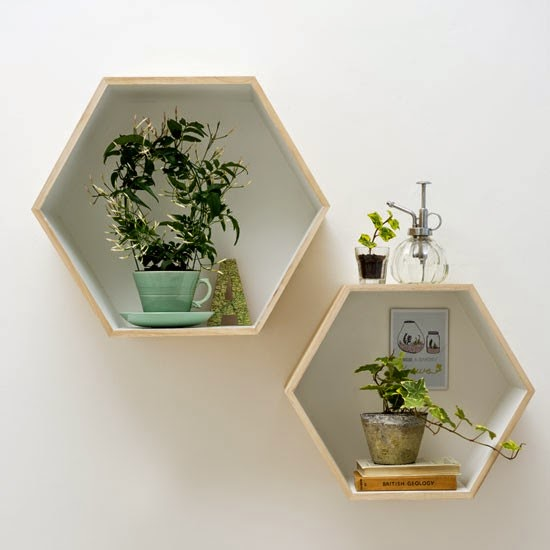 """Estantes Para Baño Economicas:Decotips] Deja los estantes """"flotantes"""" y reinventa tus paredes de"""