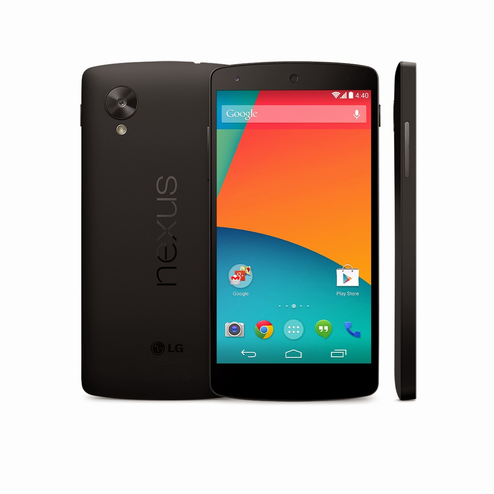 Nexus 5, Nexus 7 2013 Now Officially Available in India.