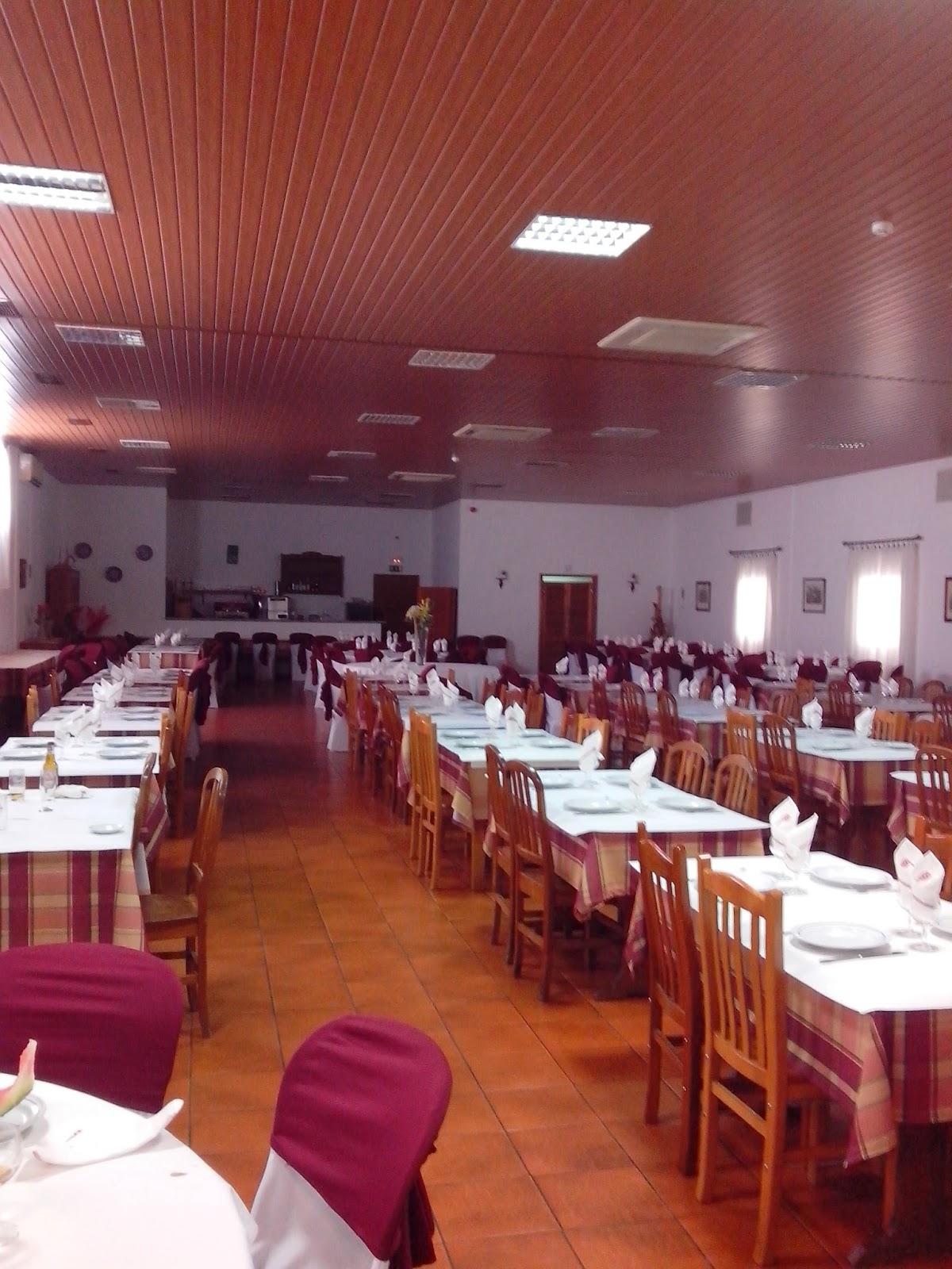 Restaurante Vinha da Amada (comedor)
