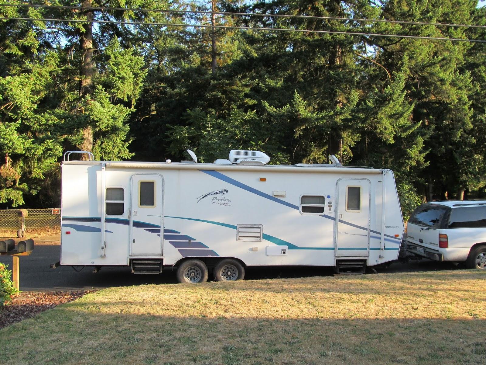fleetwood travel trailer manuals
