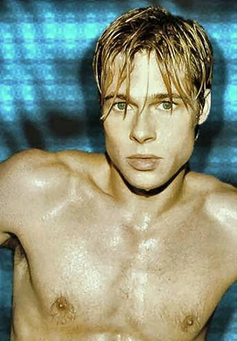 Hot Wallpaper: Brad Pitt Body. Brad Pitts Facebook
