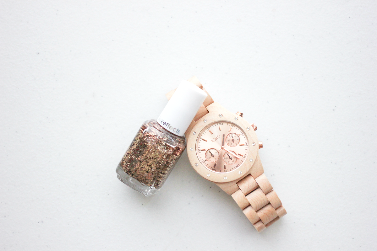 The Sydney Wooden Watch by JORD (review + photos) | A Girl, Obsessed