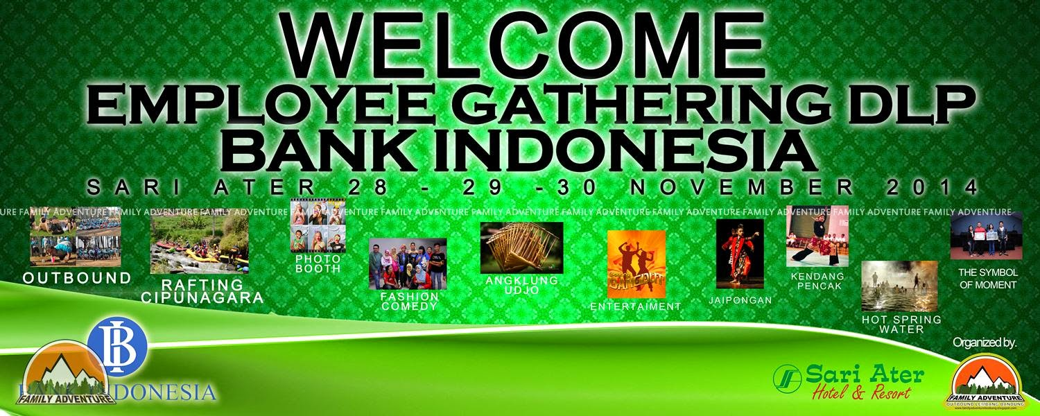 EMPLOYEE GATHERING BANK INDONESIA