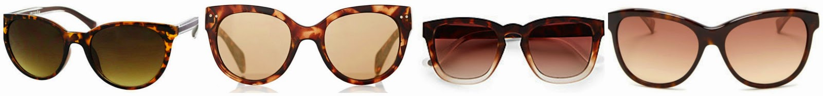 Marika Virginia Cat Eye Sunglasses $14.99 (regular $26.00)  The Limited Tortoise Shell Mirror Sunglasses $17.97 (regular $29.95)  Ivanka Trump Ombre Tortoise Sunglasses $35.99 (regular $98.00)  Diane von Furstenberg Cat Eye Sunglasses $49.97 (regular $150.00)